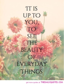 see-the-beauty-of-everyday-things-life-quotes-sayings-pictures